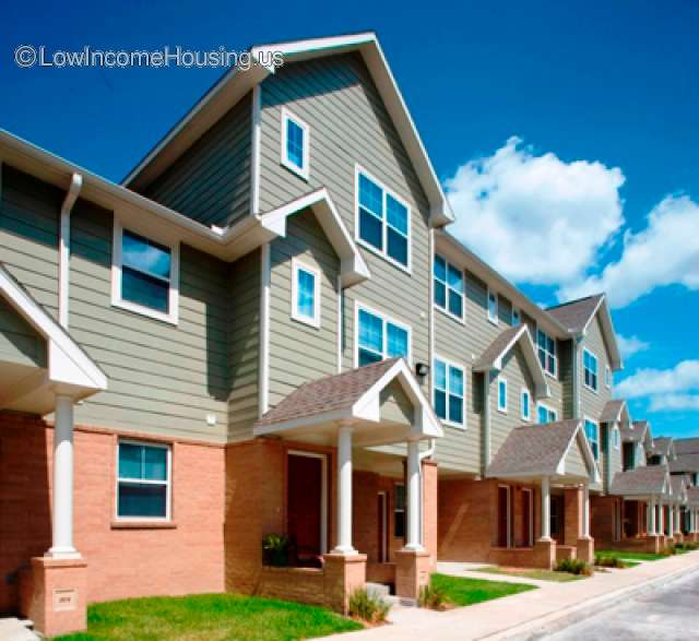 Houston TX Low Income Housing