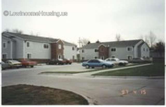 Sheridan  Subsidized Apartments