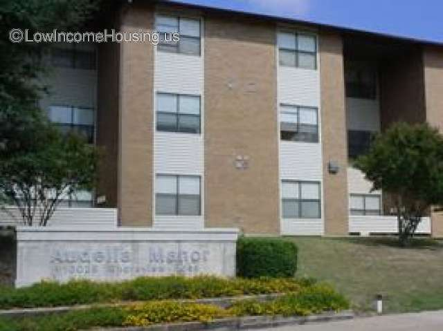 Audelia Manor Public Housing Senior Apartments