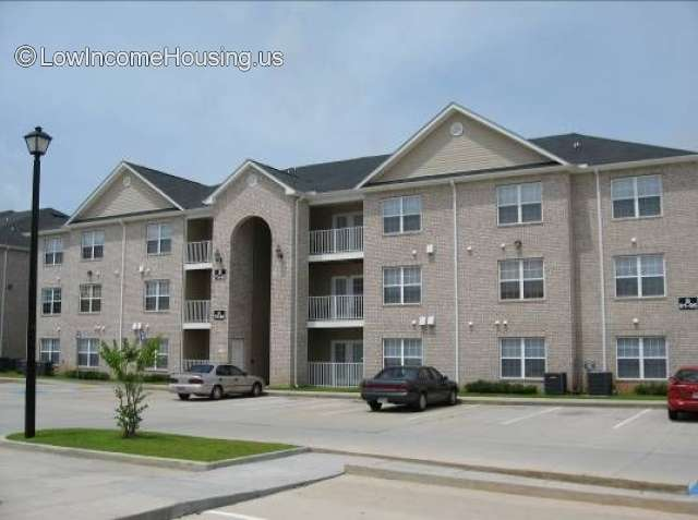 McDonnell Avenue Apartments Public Housing Biloxi