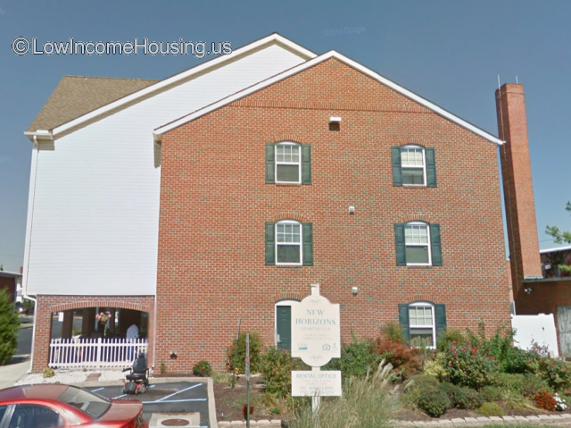 New Horizons Apartments - MD