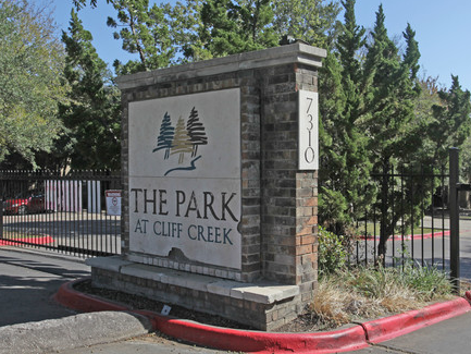 Park at Cliff Creek