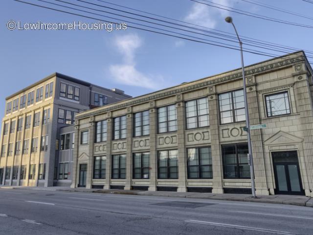 Illinois Street Senior Apartments