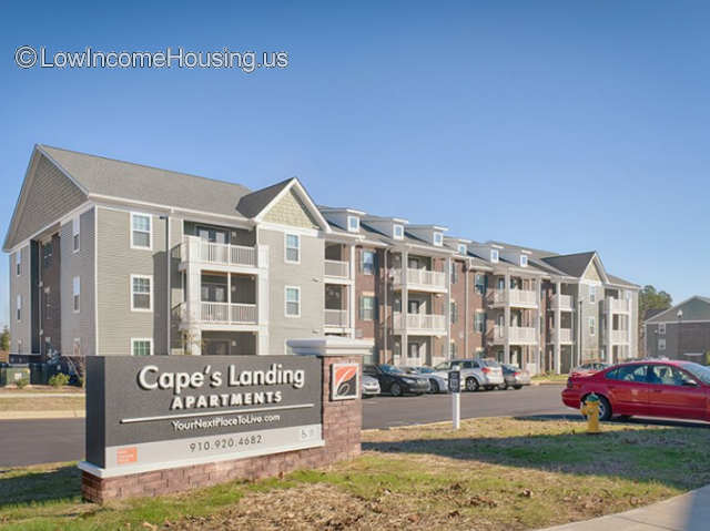 Cape's Landing Apartments