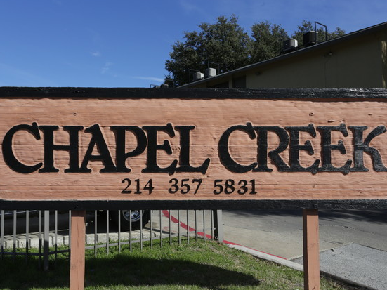 Chapel Creek
