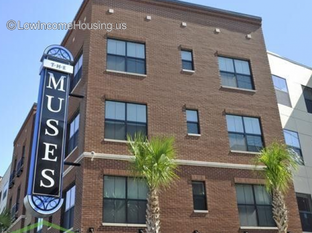 The Muses Apartment Homes