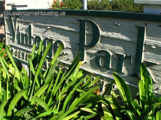 Vintage Park Senior Apartments