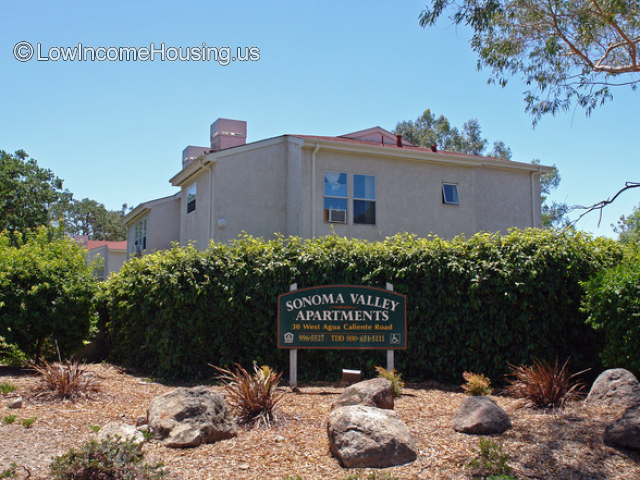 Sonoma Village Apartments - CA