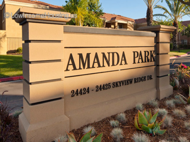 Amanda Park Senior Apartments