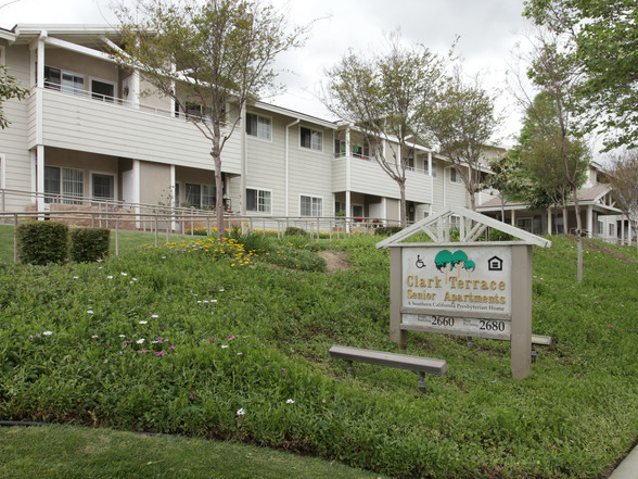 Clark Terrace Affordable Senior Apartments
