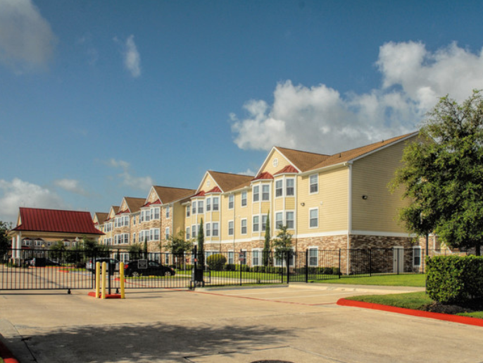 Oakwood Villa Apartments Houston Tx