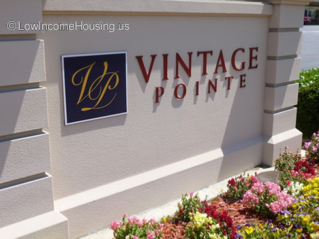Vintage Pointe I Senior Apartments
