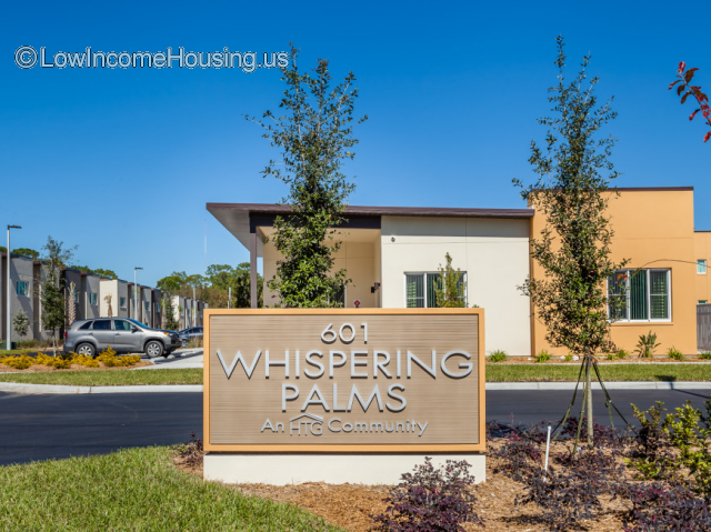 Palms Low Income Apartments