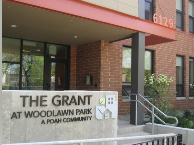 The Grant at Woodlawn Park
