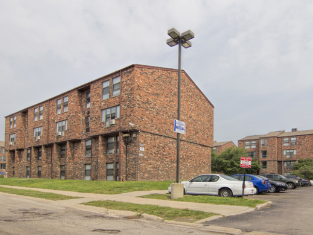 Barbara Jean Wright Court Apartments