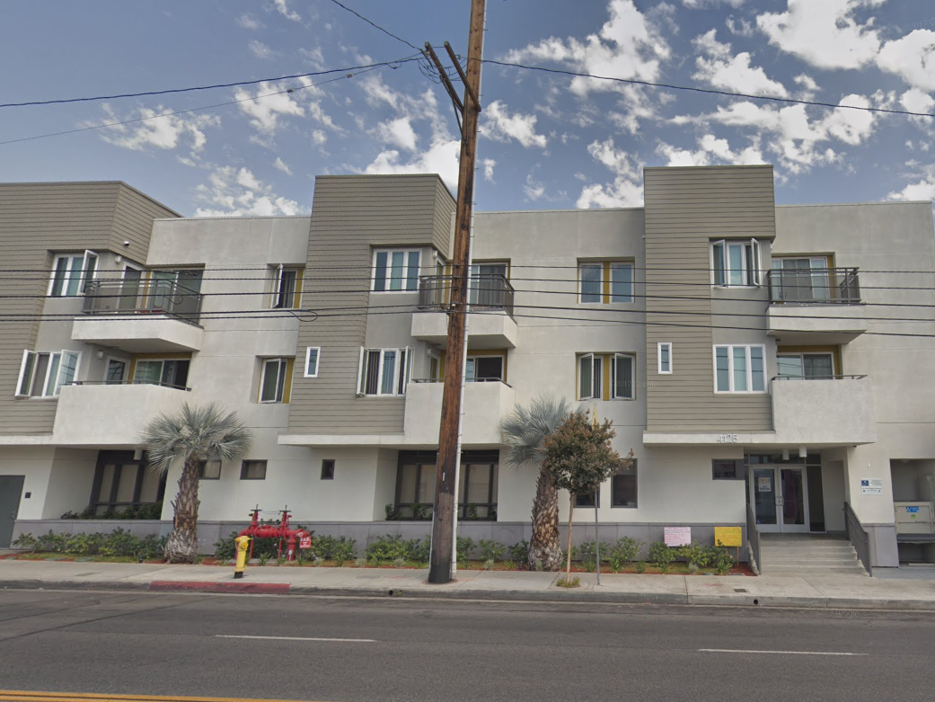 Whittier Place Apartments