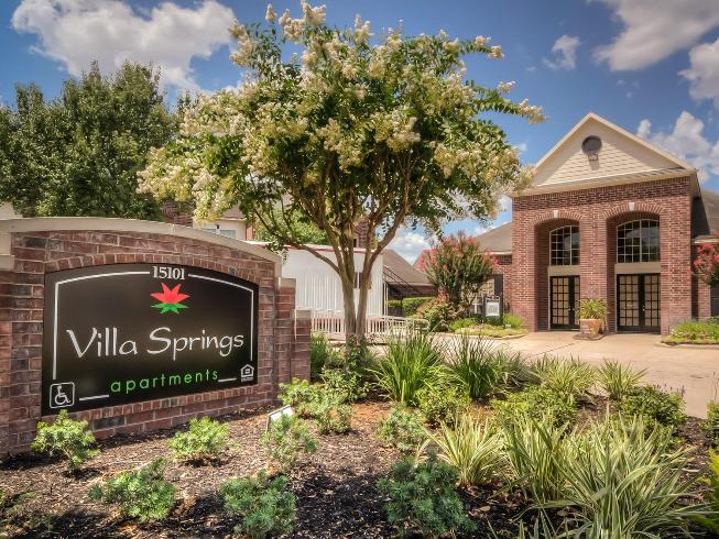 Villa Springs Apartments