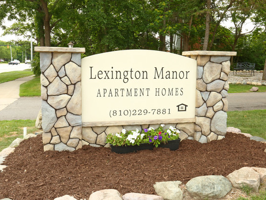 Lexington Manor Apartments - MI
