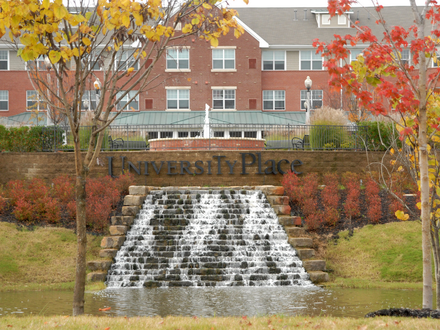 Senior Living at University Place Apartments
