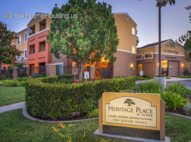 Heritage Place at Tustin