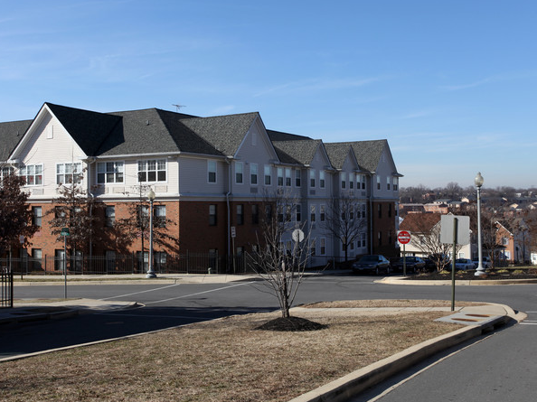 Wheeler Creek DC Public Housing Apartments