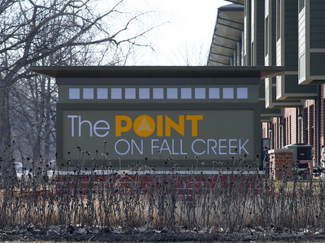 The Point on Fall Creek