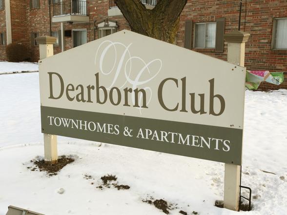 Dearborn Club Apartments