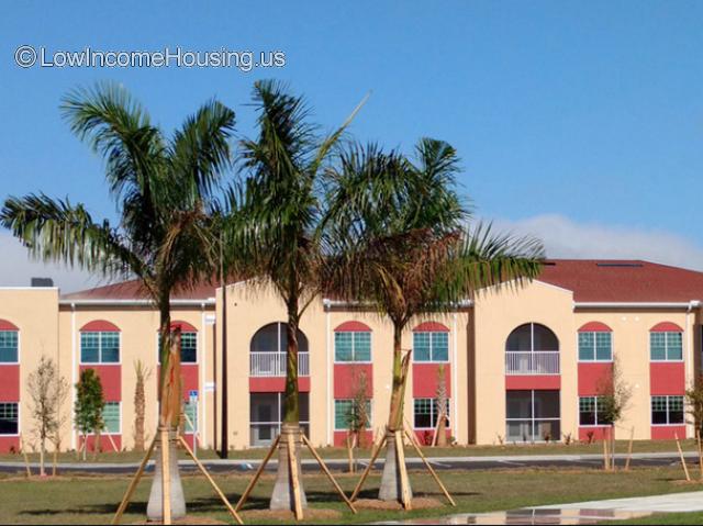 The Verandas of Punta Gorda Senior Apartments
