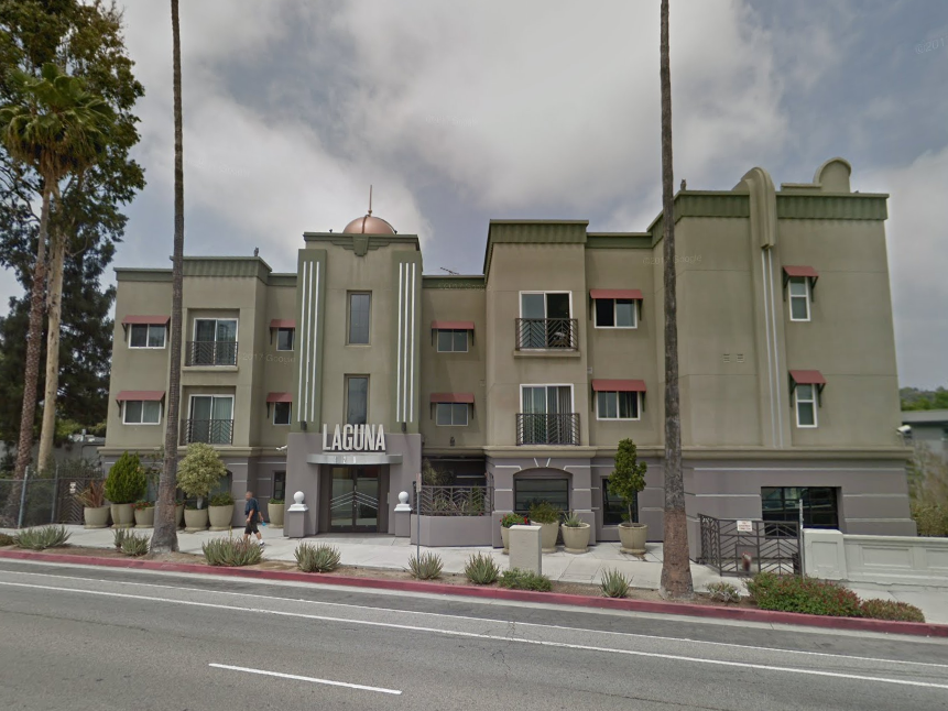 east hollywood neighborhood los angeles california low income housing