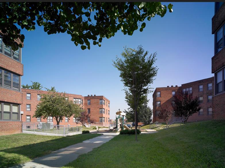 West Court Apartments