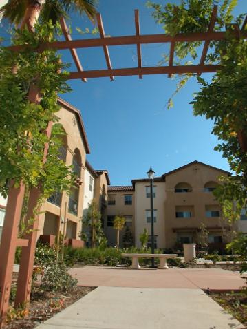Gardens at Sierra Fontana