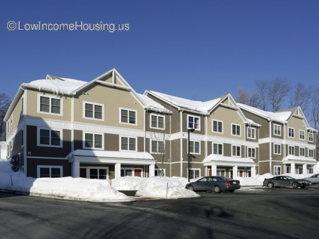 Conifer Hill Commons