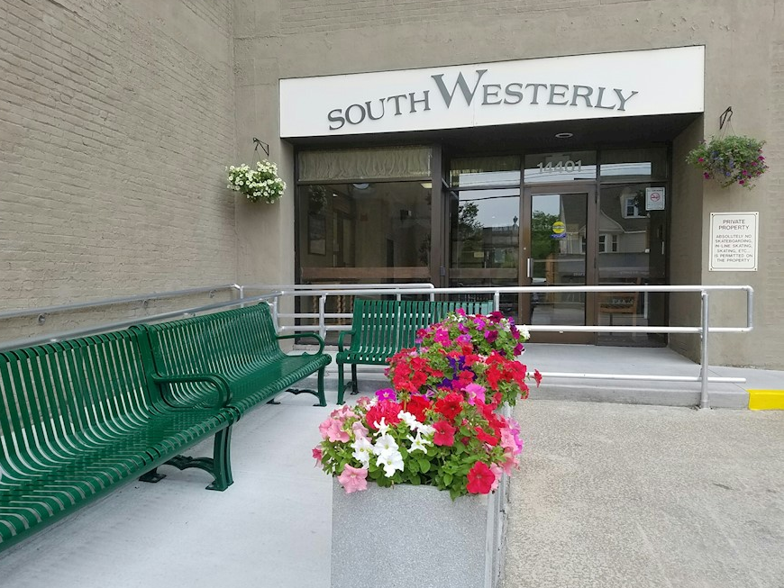 South Westerly Apartments.