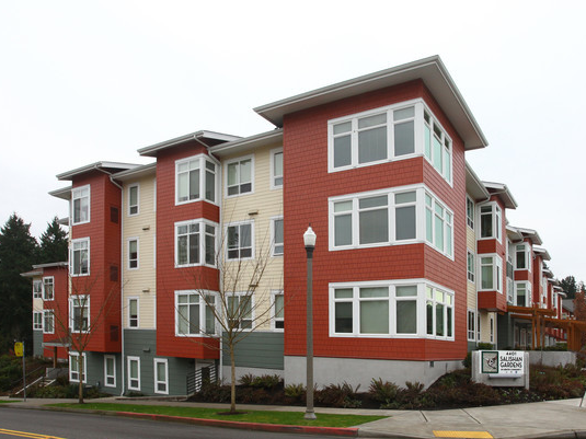 Tacoma WA Low Income Housing and Apartments