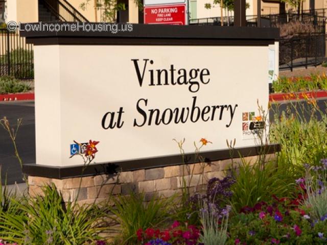 Vintage at Snowberry Senior Apartments