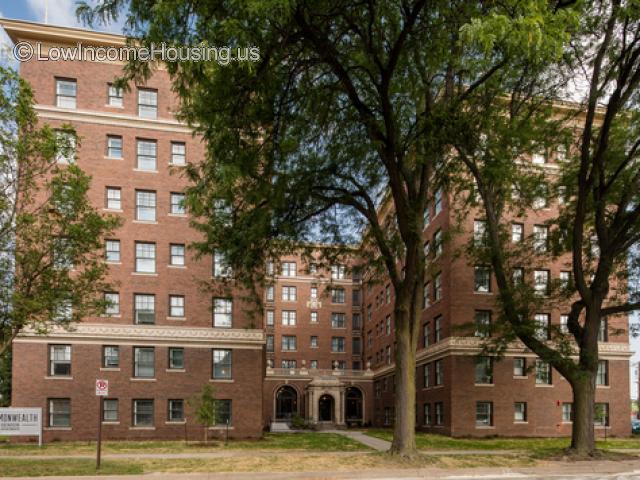 Commonwealth Senior Apartments