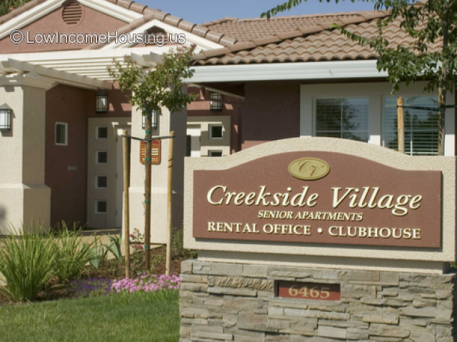 Creekside Village Senior Apartments