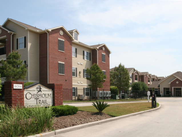 Chisholm Trail Apartments