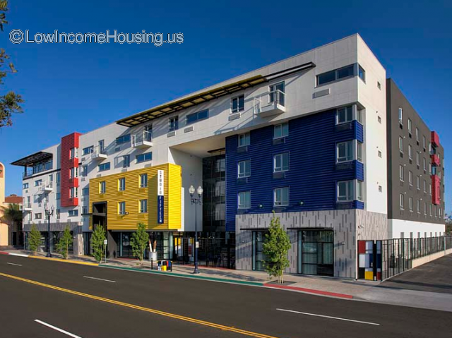 Low Income Apartments San Diego