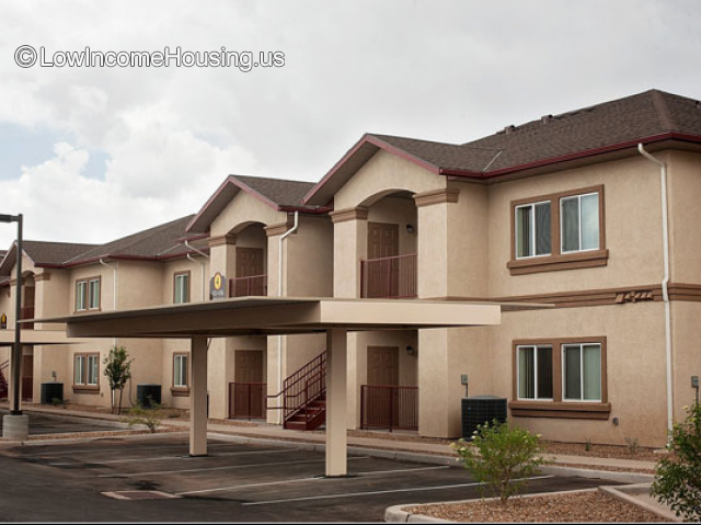 Apartment Complexes In Douglas Az