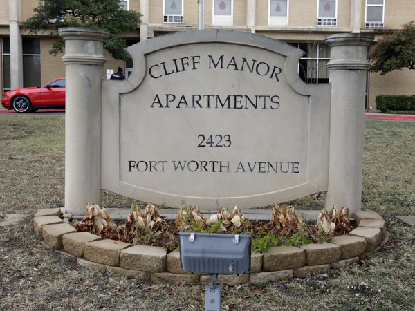 Cliff Manor - Dallas Low Rent Public Housing Apartments