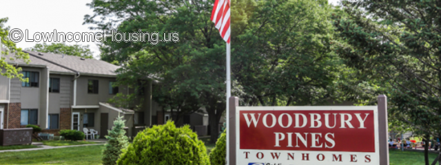 Woodbury Pines Townhomes