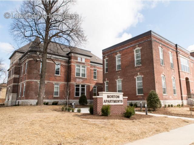 Morton School Senior Apartments