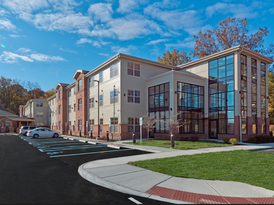 Valley Bridge Apartments for Seniors
