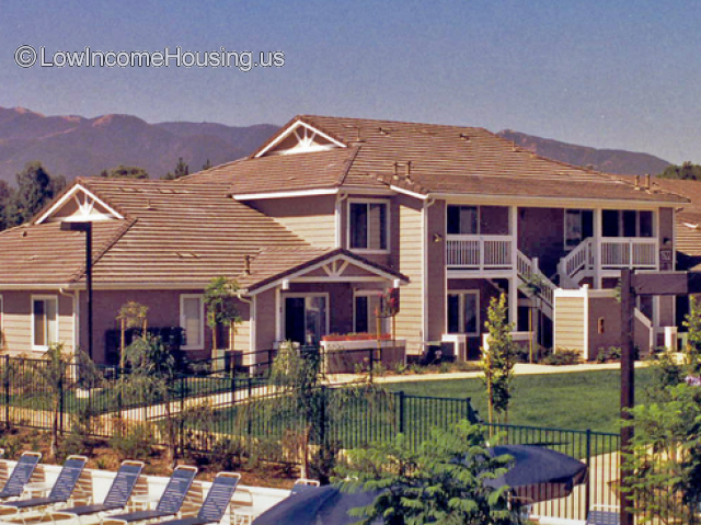 Low Income Senior Housing Fullerton Ca