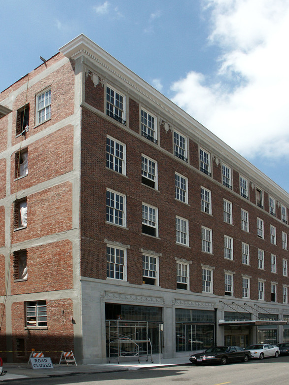 Townsend and Wall Lofts