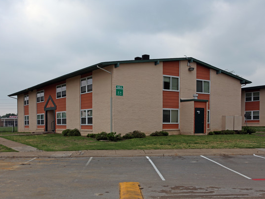Estell Village - Dallas Low Rent Public Housing Apartments