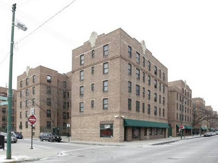 Marshall Field Garden Apartments 1414 N Sedgwick St Chicago Il