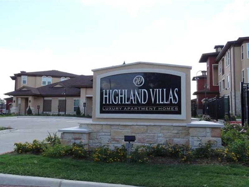 Highland Villas - TX