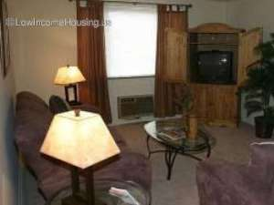 Hurricane Creek Apartments Herrin